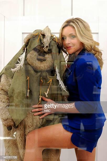 30 ROCK Leap Day Episode 609 Pictured Jane Krakowski as Jenna Maroney