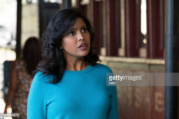 "Leap Into Faith"" Episode 209 -- Pictured: Tiya Sircar as Vicky --"
