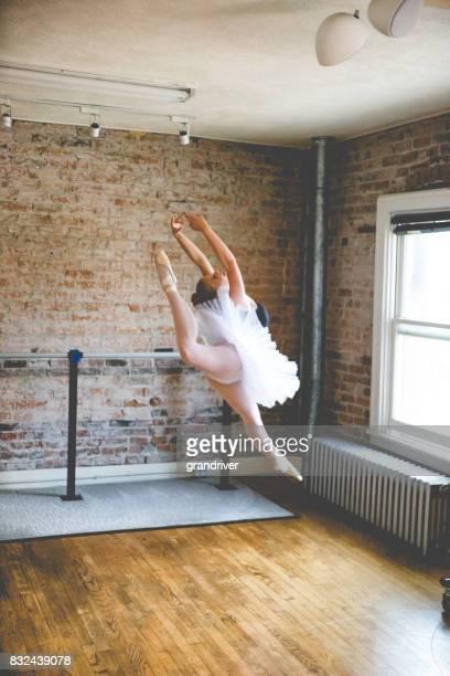 Ballerine volant