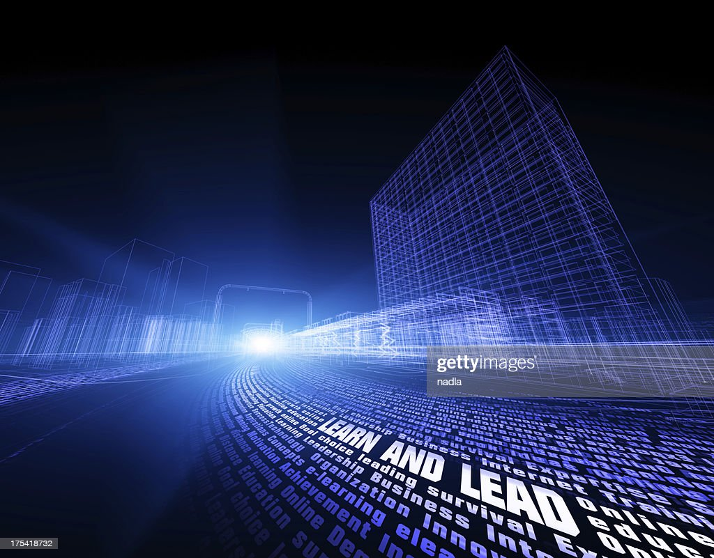 learn and lead : Stock Photo