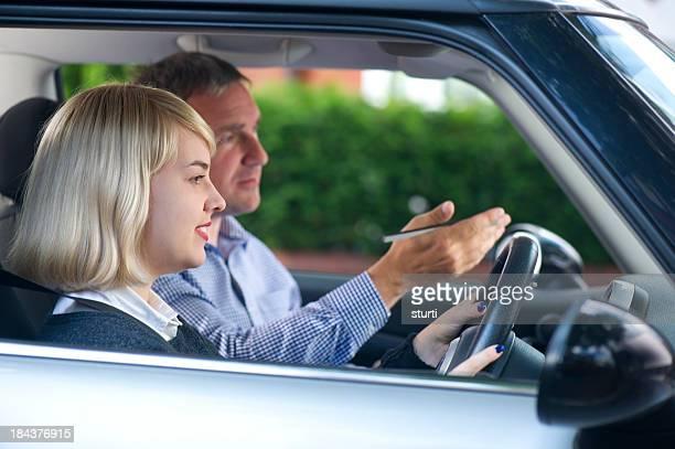 Lernende Fahrer