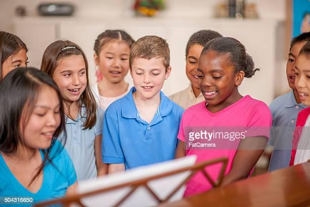 Apprendre un nouveau morceau de Piano