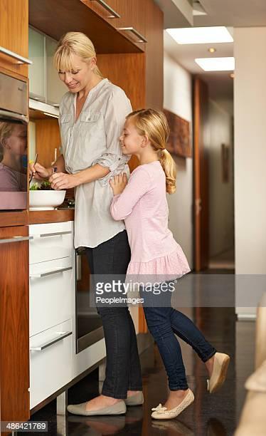 Lernen Sie alle Geheimnisse der Küche Ihrer Mutter