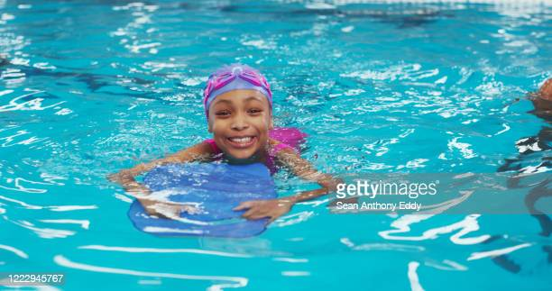 learning an important lifelong skill - swimming stock pictures, royalty-free photos & images