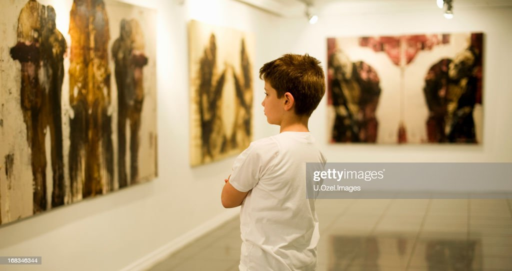 Lernen Kunst : Stock-Foto
