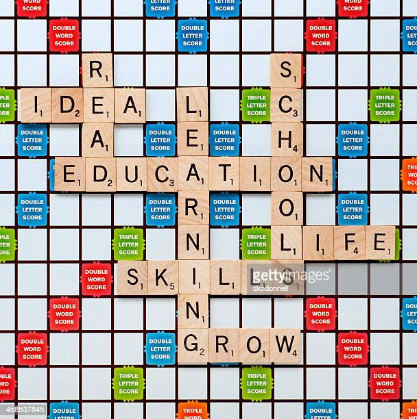 Learning Concepts within Scrabble