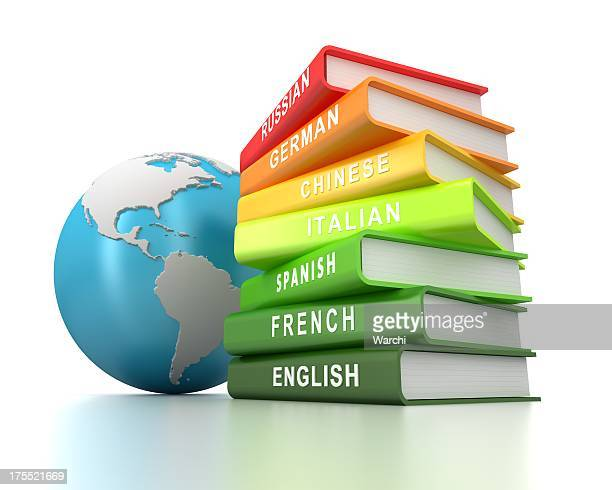 learning foreign languages - languages stock photos and pictures