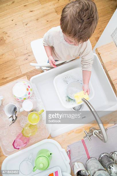 Apprentissage Foyer Corvée domestique