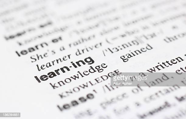 learning - single word stock pictures, royalty-free photos & images