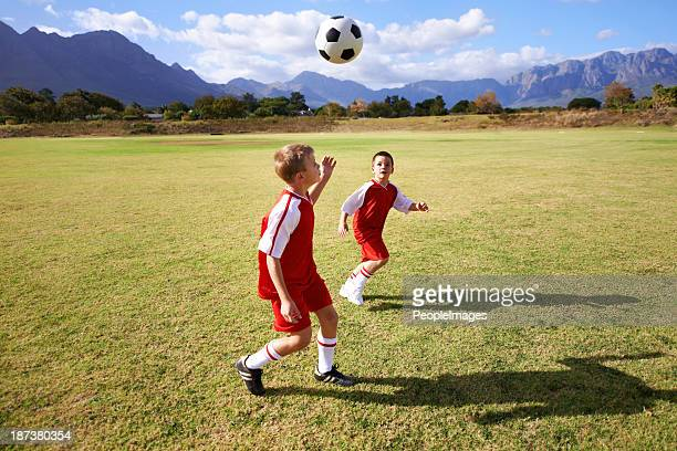 learning teamwork while playing together - pitch stock pictures, royalty-free photos & images