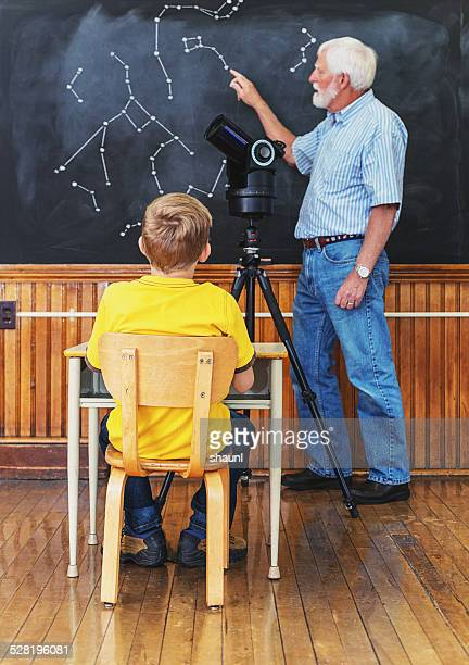 learning the stars - 6 point star stock pictures, royalty-free photos & images