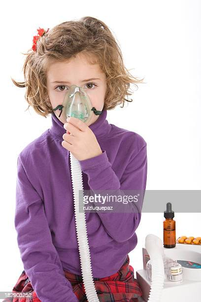 Learning to nebulized by her own