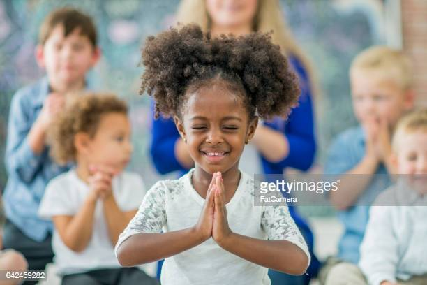 learning to pray - suffrage stock photos and pictures
