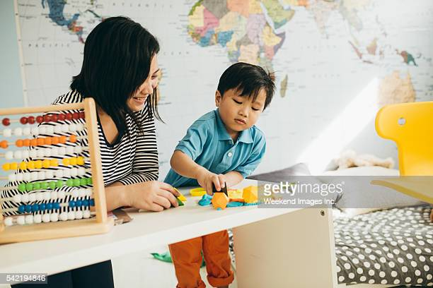 Learning toddler