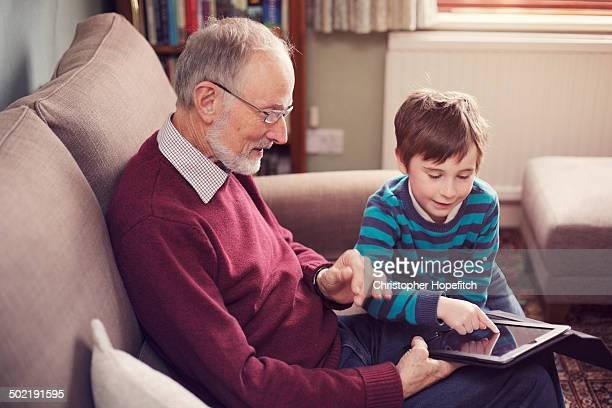 Learning with grandad