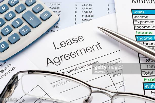 60 Top Lease Agreement Pictures, Photos, & Images - Getty Images