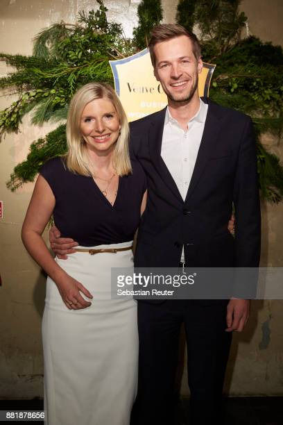 LeaSophie Cramer attends the Veuve Clicquot Business Woman Award 2017 at The Grand on November 29 2017 in Berlin Berlin