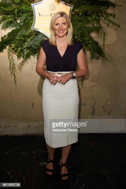 LeaSophie Cramer of Amorelie attends the Veuve Clicquot Business Woman Award 2017 at The Grand on November 29 2017 in Berlin Berlin