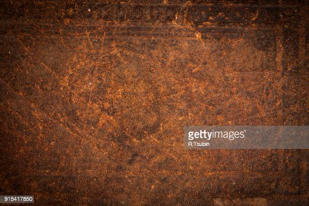 leather background texture - manuscript stock pictures, royalty-free photos & images