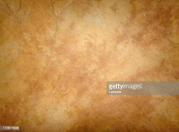 A leather background that is light brown