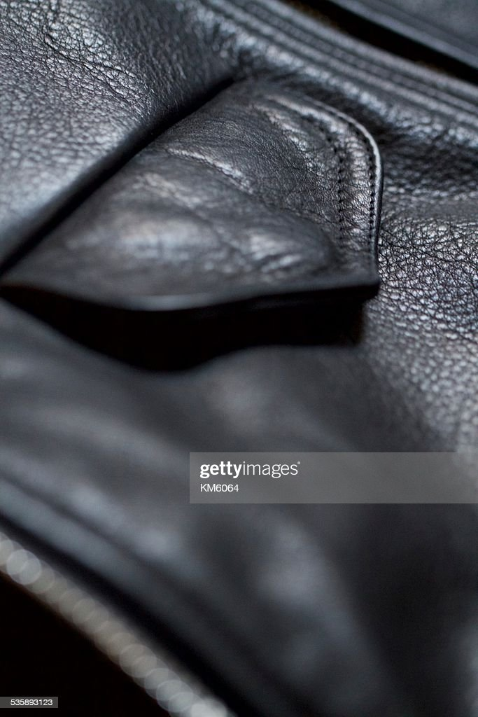 Leather Jacket : Stock Photo