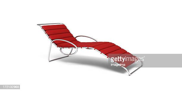 Lounge-Sessel aus Leder