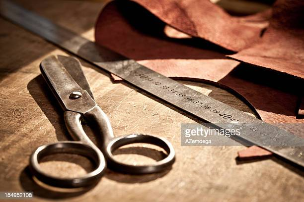 Leder-Herstellung
