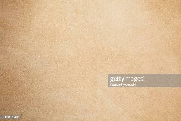 leather texture background - beige foto e immagini stock