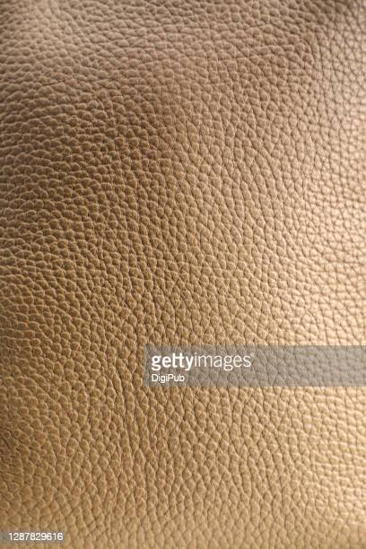 leather texture - beige stock pictures, royalty-free photos & images