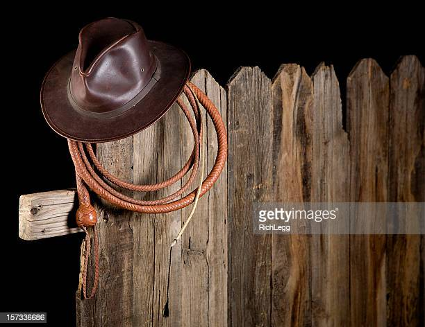 leather whip and hat - fedora stock pictures, royalty-free photos & images