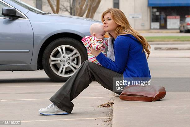 LIGHTS Leave No One Behind Episode 14 Air Date Pictured Madilyn Landry as Gracie Taylor Connie Britton as Tami Taylor