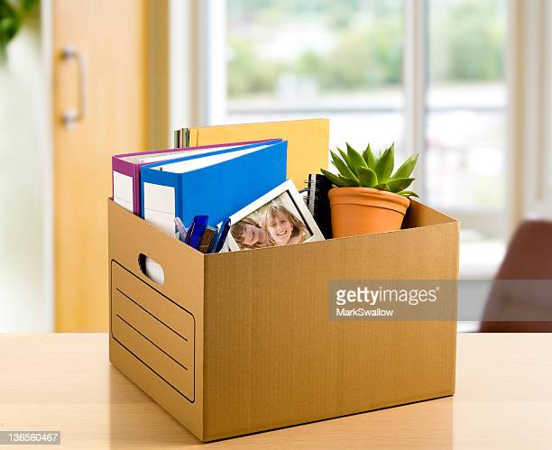 leaving job - being fired stock photos and pictures
