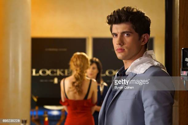 LOVE 'Leaving Los Angeles' The cast of Locked attends a red carpet premiere but has to do damage control after the event takes a disastrous turn on...