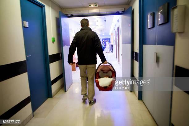 Leaving maternity