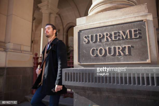 Leaving the Supreme Court