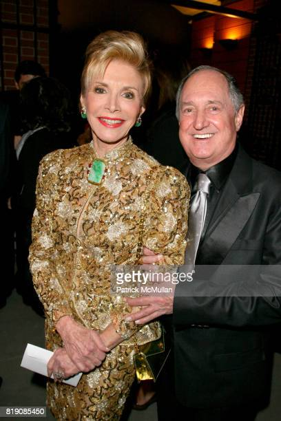 Leba Strassberg and Neil Sedaka attend Opening Night of ALL ABOUT ME at Henry Miller's Theatre on March 18 2010 in New York City