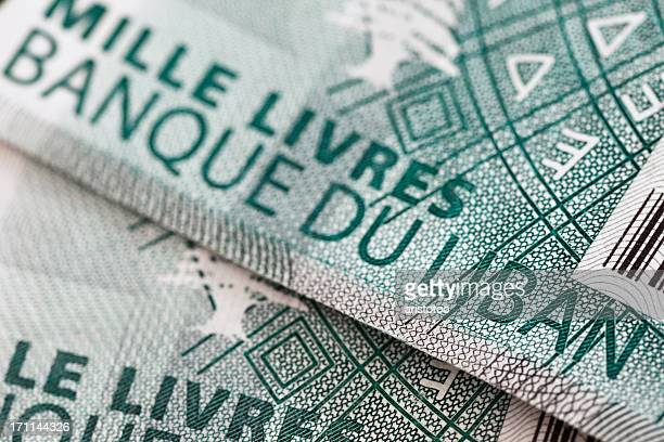 lebanese currency - lebanon stock pictures, royalty-free photos & images