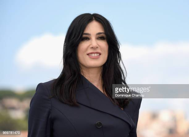 Lebanese director and actress Nadine Labaki attends the photocall for the Capharnaum during the 71st annual Cannes Film Festival at Palais des...