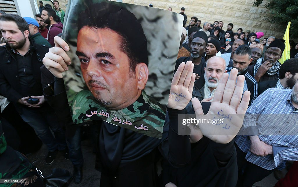 LEBANON-SYRIA-ISRAEL-CONFLICT-STRIKE-HEZBOLLAH : News Photo