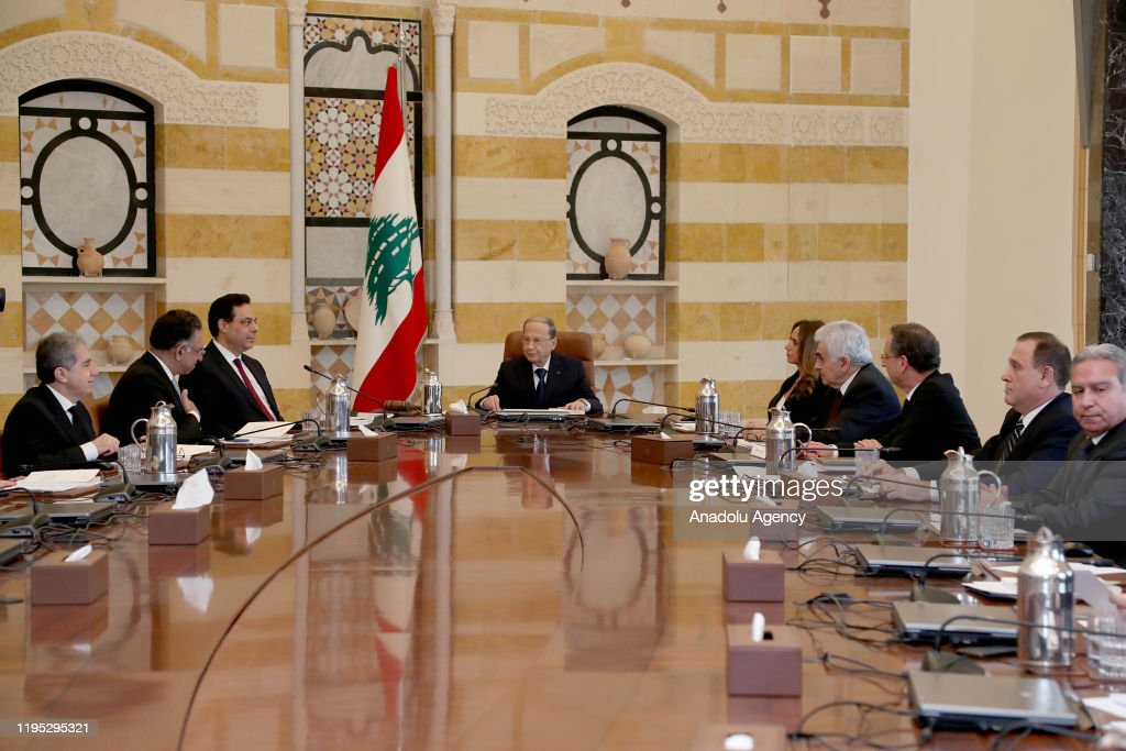 New government formed in Lebanon : News Photo