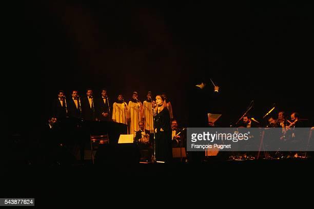 Lebanese Singer Fairuz
