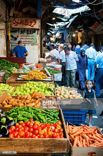 lebanese souk and produce in tripoli, lebanon - lebanon stock photos and pictures