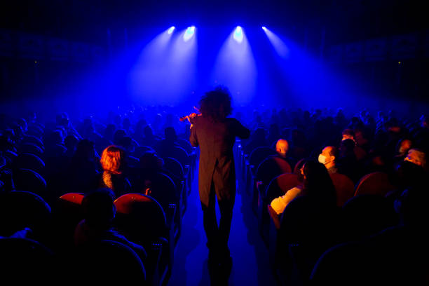 ESP: Ara Malikian Concert In Malaga