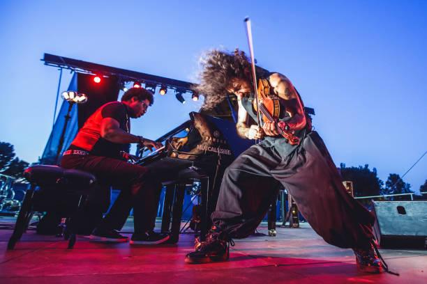 ESP: Ara Malikian Concert In Alcala de Henares