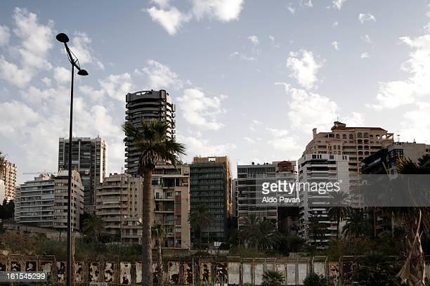 Lebanon, Beirut, Corniche