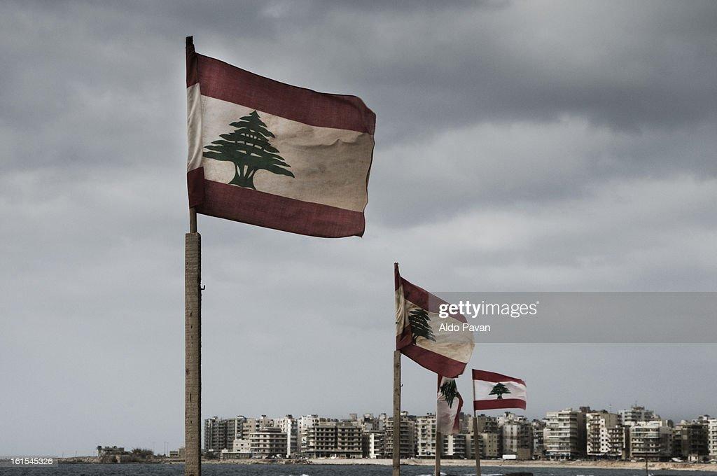 Lebanon, Tripoli, El Mina : ストックフォト