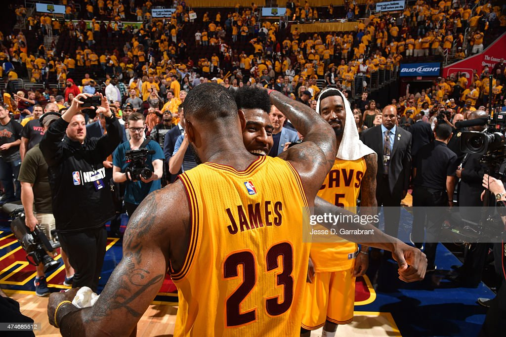 In Focus: King James's Playoff Reign