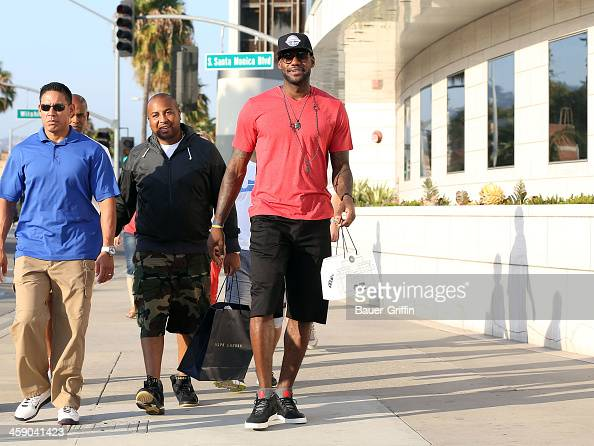 LeBron James is seen shopping on July 20 bddd72a90b96