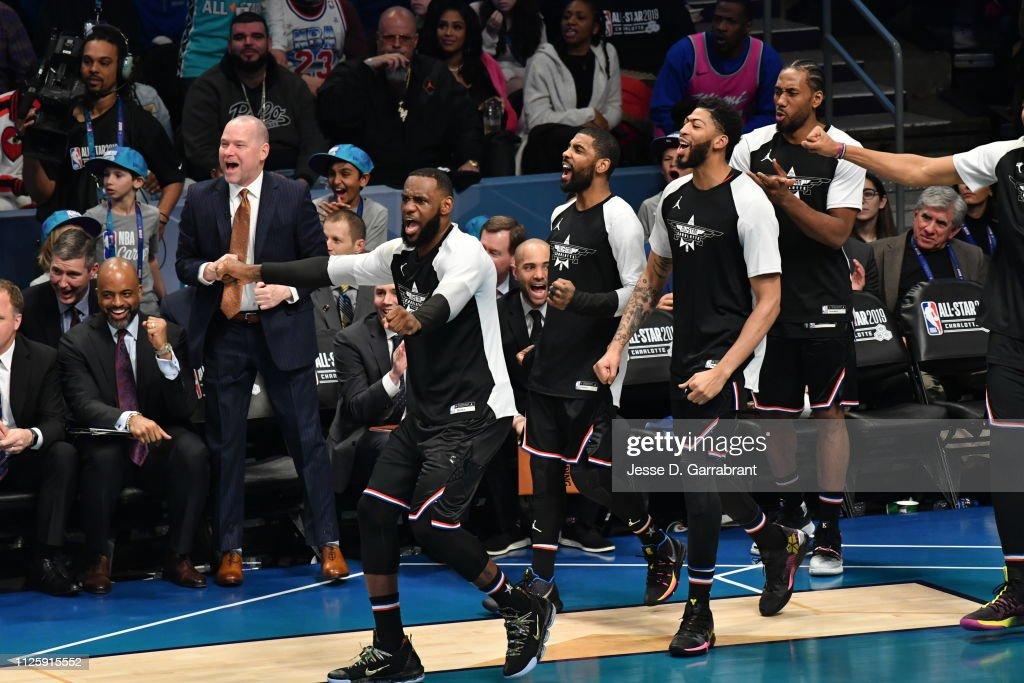 2019 NBA All Star Game : News Photo