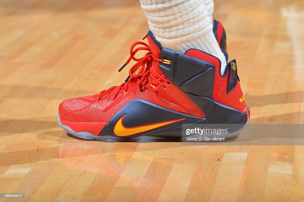 Cleveland Cavilers V Miami Heat : Fotografía de noticias